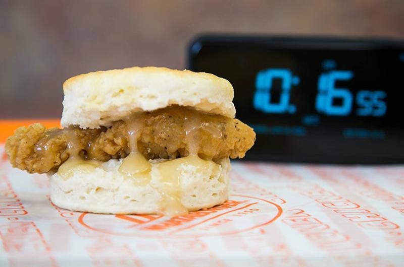 whataburger honey butter chicken biscuit
