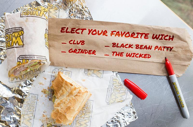 which sandwich election