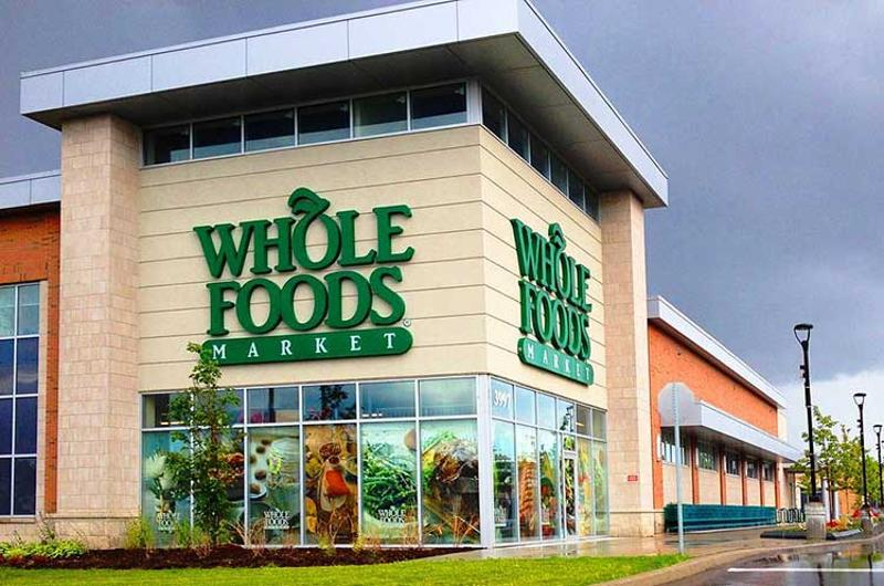 whole foods market exterior