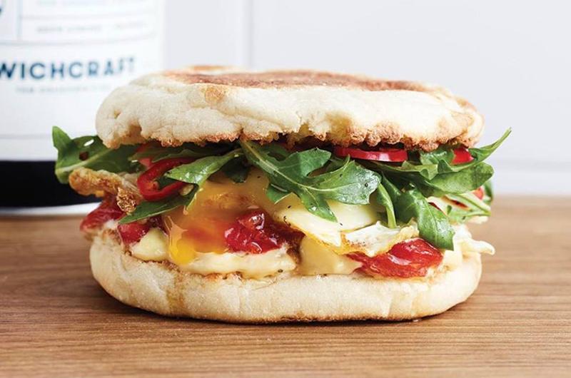 wichcraft breakfast sandwich