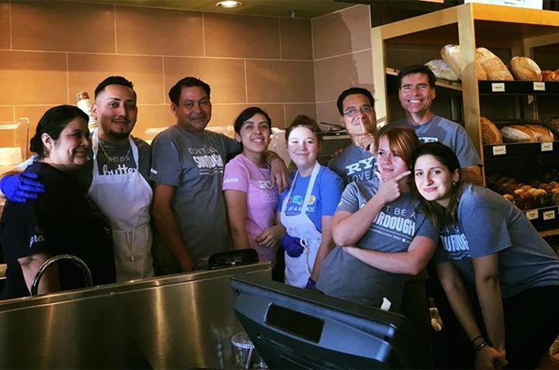 wildflower bread company staff