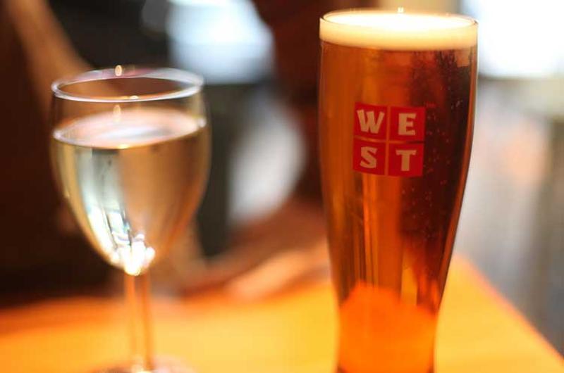 wine beer