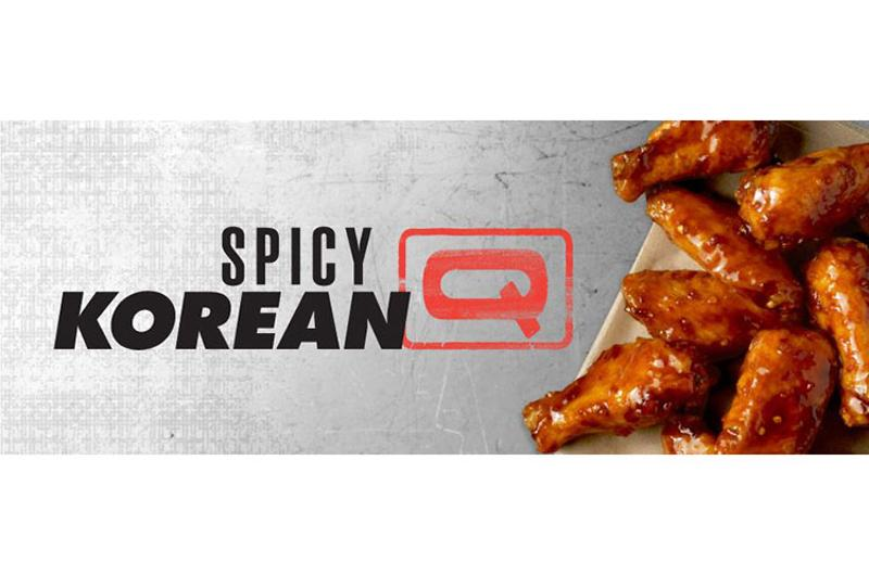 wingstop spicy korean q wings