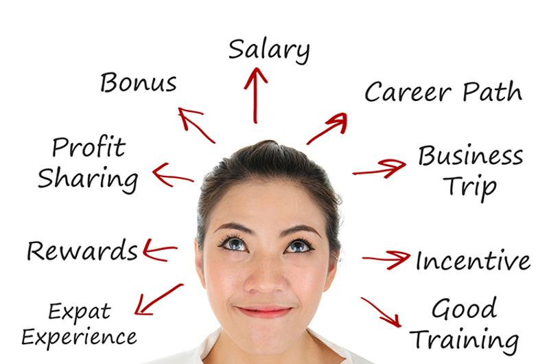 woman business benefits