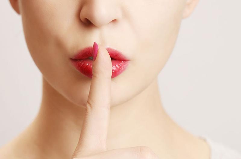 woman secret