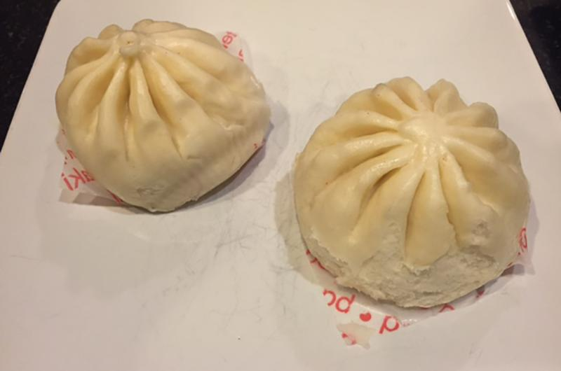 WowBao food delivery (via UberEats)