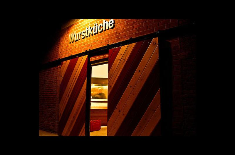 wrustkuche door
