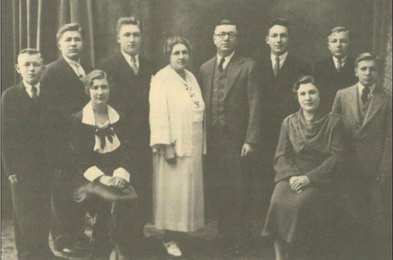 zehnders family photo