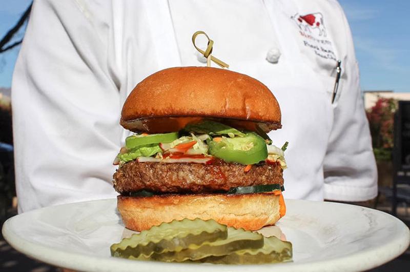 zinburger bruce lee burger