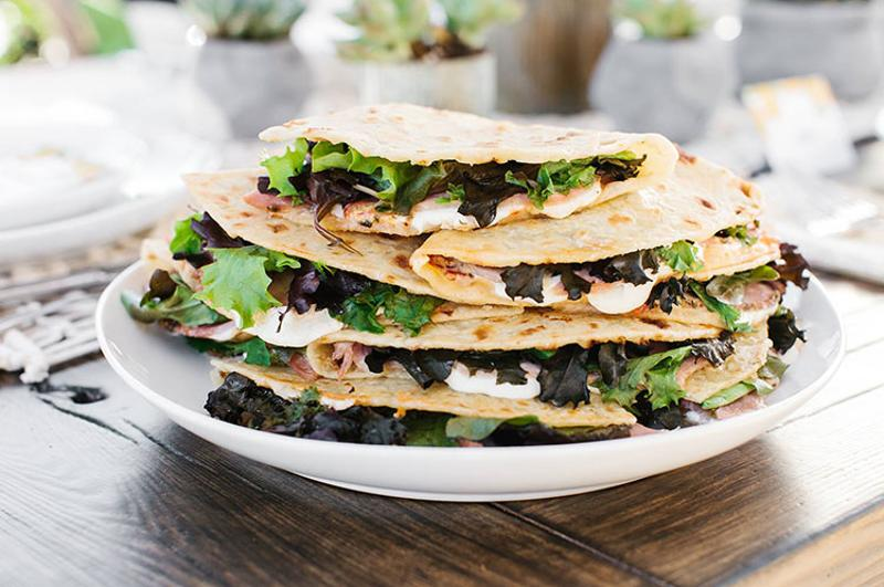 zoes kitchen quesadillas