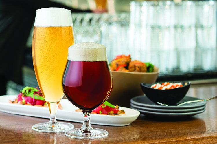 craft beer restaurant
