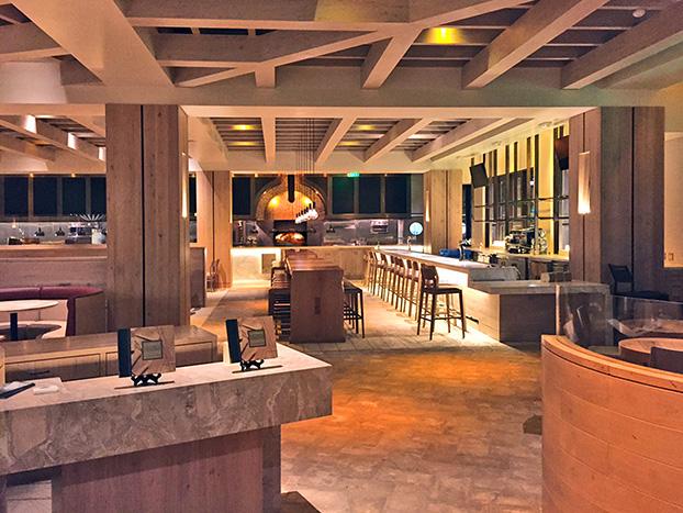 il fornaio woodland hills bar