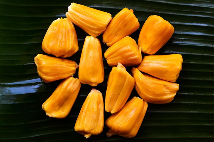 jackfruit flesh