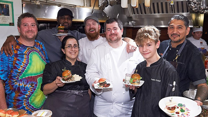 blended burger project winners
