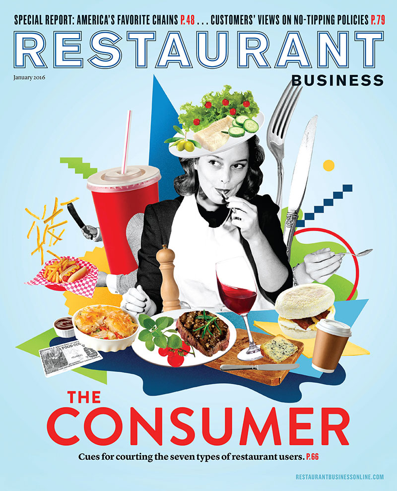 Restaurant Business Magazine January 2016 Issue