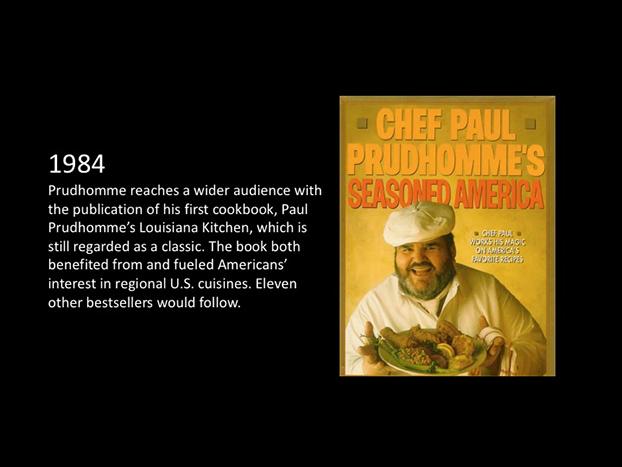Paul Prudhomme