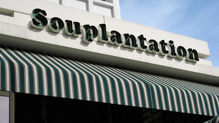 souplantation store front