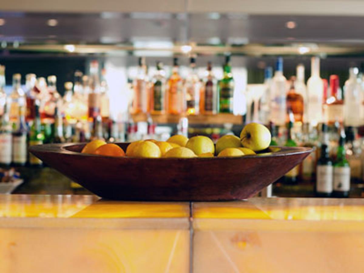 bar fruit