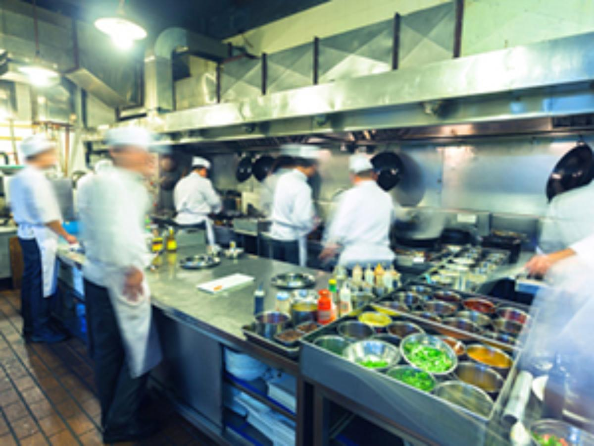 How to manage kitchen rushes