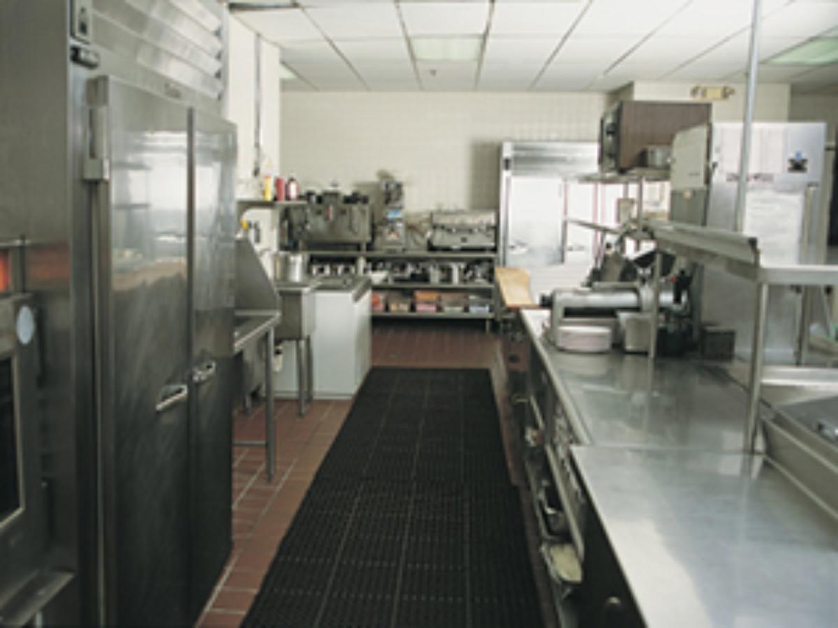 commercial kitchen freezer refrigerator
