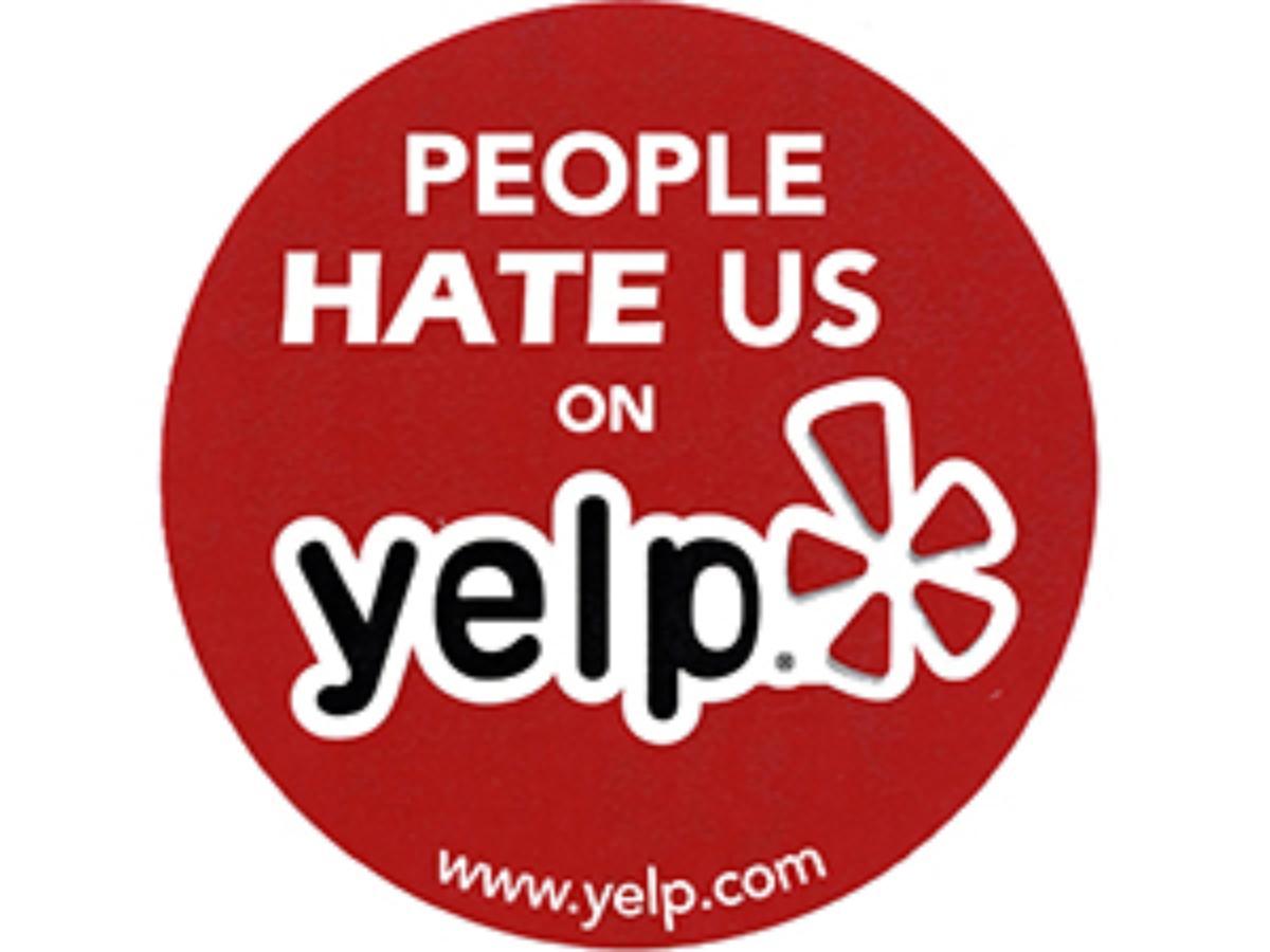 yelp bad reviews