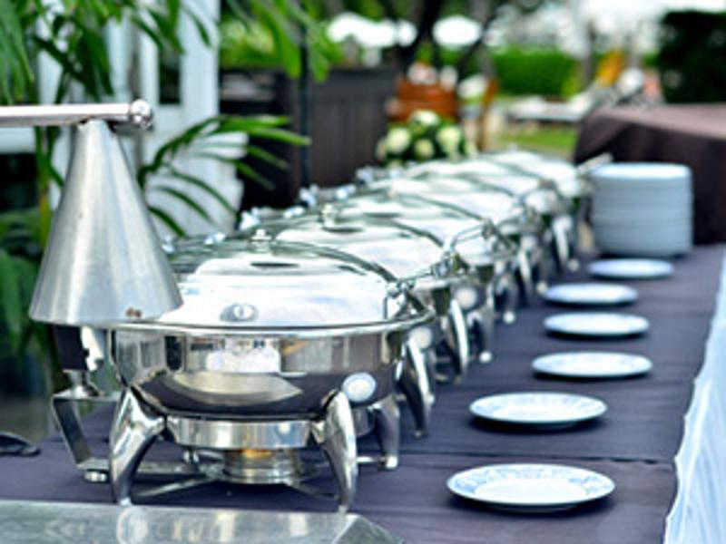 Catering service charge