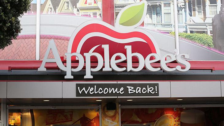 applebees sign