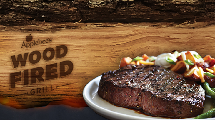 applebees wood fired grill