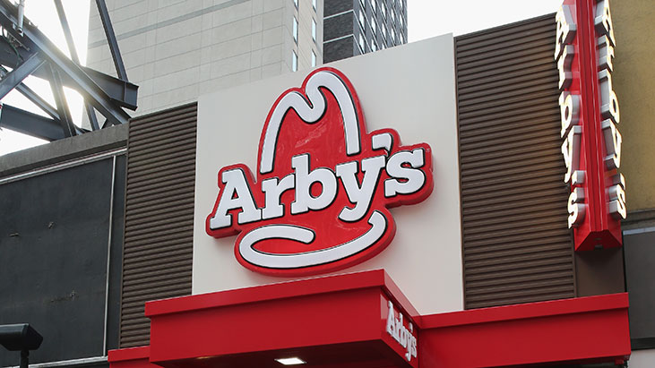 arbys signage