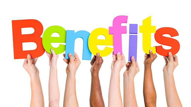 benefits hands