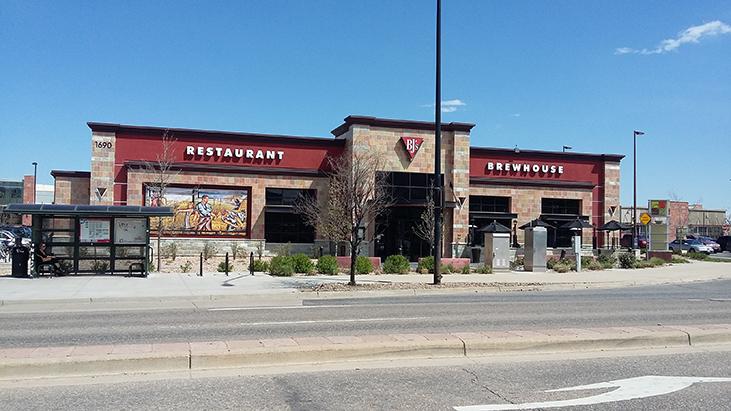BJ's Restaurant & Brewhouse, Boulder, Colorado