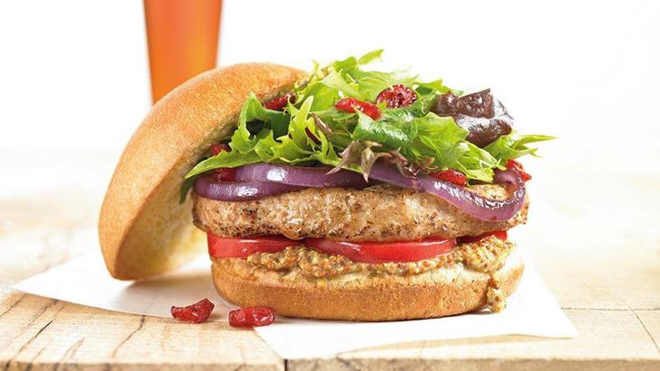 burger menu idea restaurant