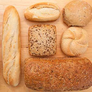 bread options
