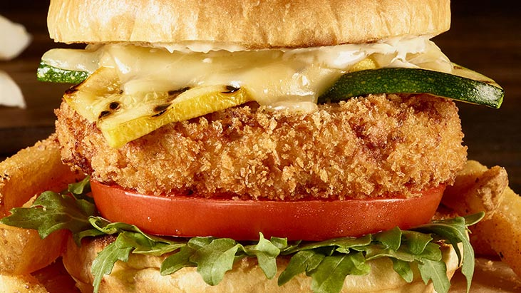 Cauliflower Burger Hard Rock Cafe Recipe