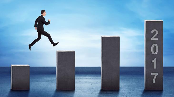 business man jumping chart 2017