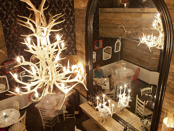 butcher and the rye chandelier