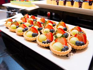 catering desserts restaurant