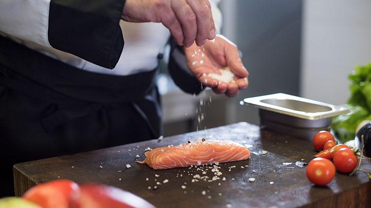 sustainable seafood restaurant