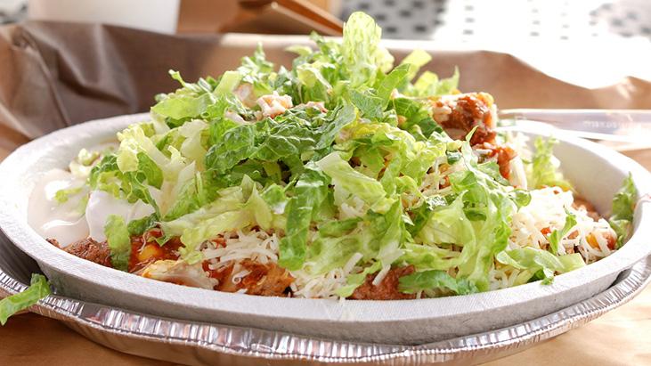 chipotle burrito bowl chicken