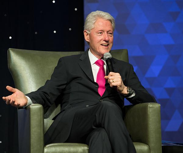 President Bill Clinton Restaurant Leadership Conference RLC