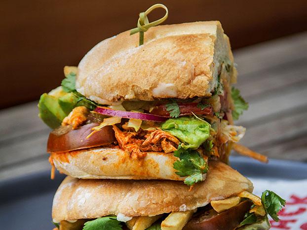 crack shack sandwich