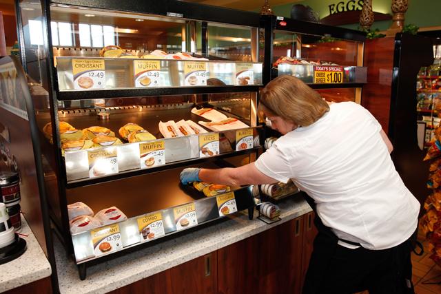 Kwik Star packaged bakery goods