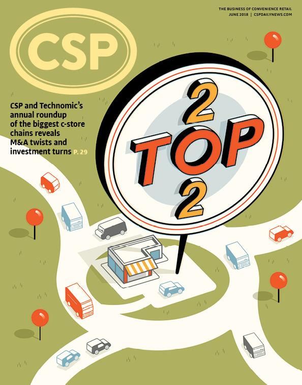 June 2018 cover CSP magazine