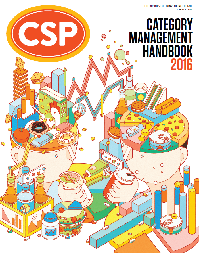 CSP Daily News Magazine CSP Category Management Handbook | April 2016 Issue