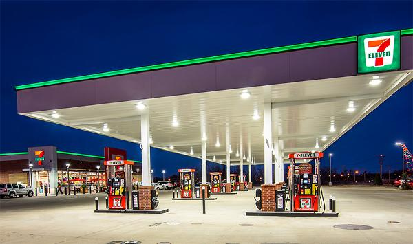 Stripes Gas Station Near Me >> 7 Eleven Gains Stores As Sunoco Changes Its Stripes