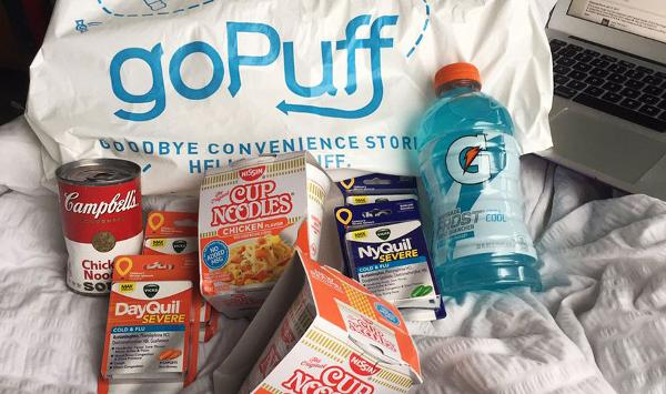 gopuff delivery driver pay