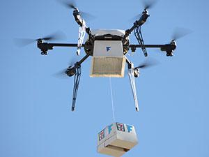 7-Eleven drone