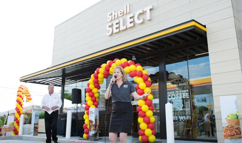 shell select sydney kimball