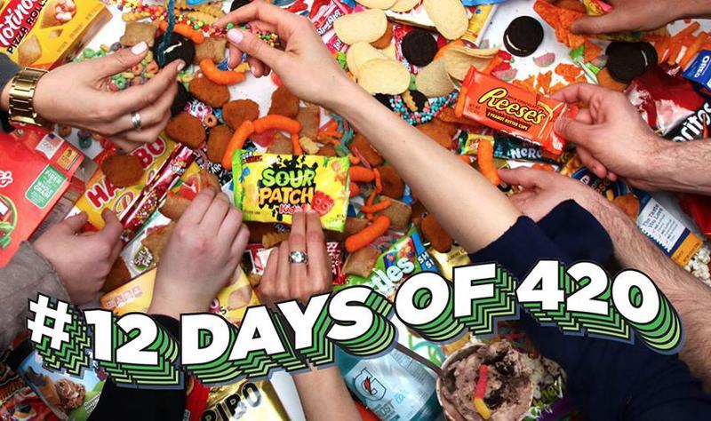 12 days of 420