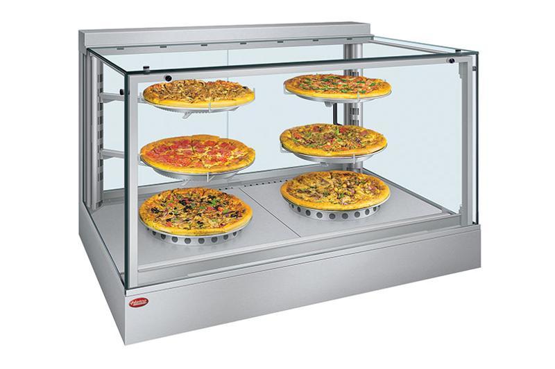 hatco display cabinet